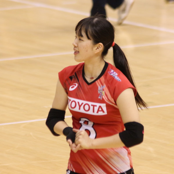 松尾妃七菜選手   Hinana Matsuo
