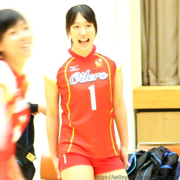 矢山美沙選手 Misa Yayama
