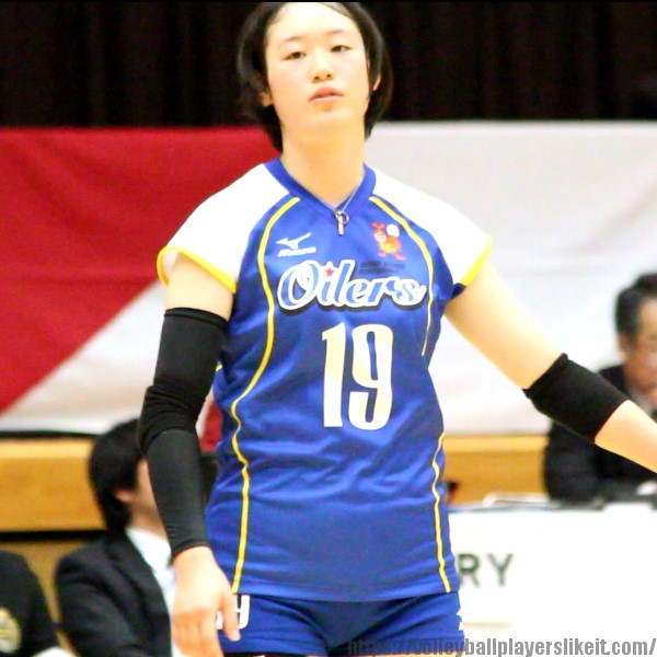 佐藤愛美選手   Megumi Sato