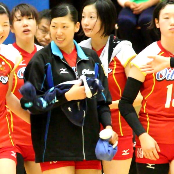 野上紗希選手 Saki Nokami