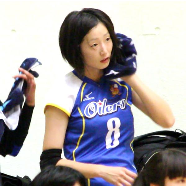 正田美友貴 選手 Miyuki Shoda