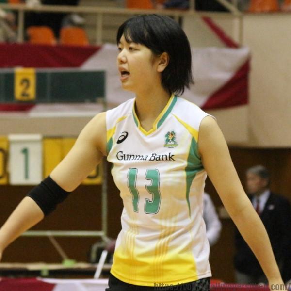 愛宕諒子選手    Ryoko Atago
