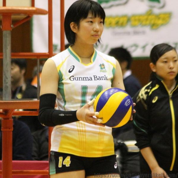 戸澤舞選手 Mai Tozawa