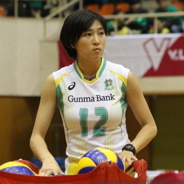 土屋智菜実選手  Chinami Tsuchiya
