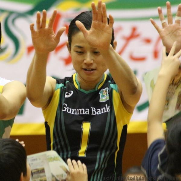 須崎杏選手       Kyo Suzaki