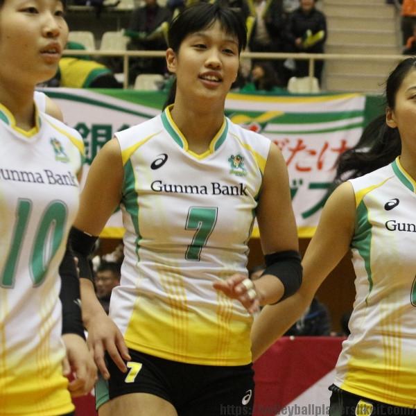 寺坂茜選手     Akane Terasaka