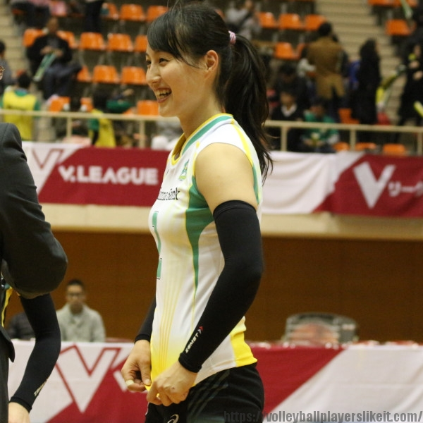 磯野明日香選手 Asuka Isono