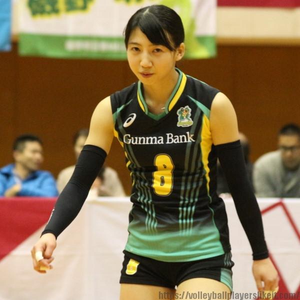 谷内真美選手 Mami Taniuchi