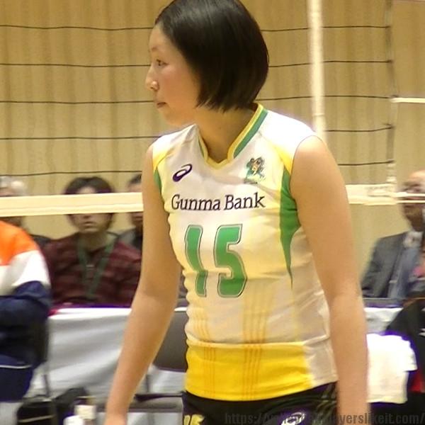 古市彩音選手    Ayane Furuichi