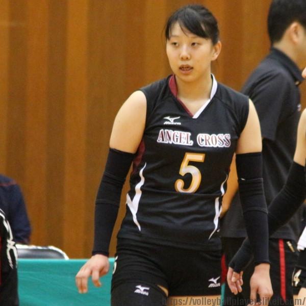 田中実季選手       Miki Tanaka