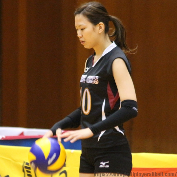 楠木舞美子選手     Mamiko Kusunoki
