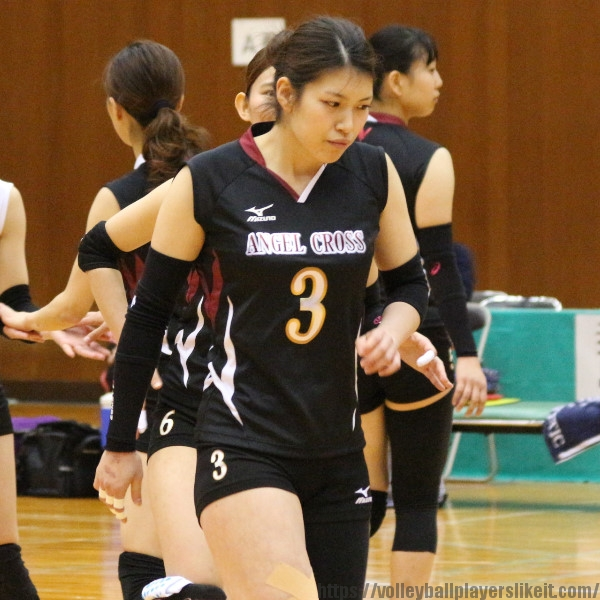 山本直美選手       Nomi Yamamoto