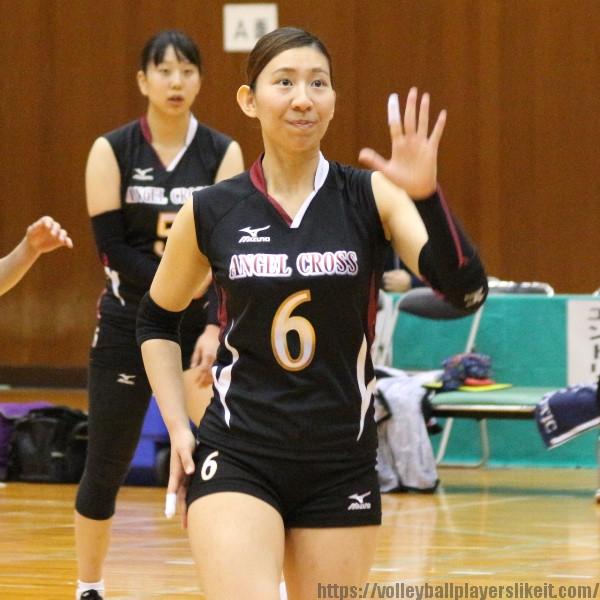 黒木麻衣選手       Mai Kuroki