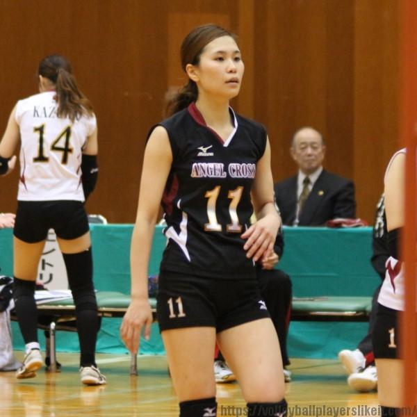 萩原希選手    Nozomi Hagihara