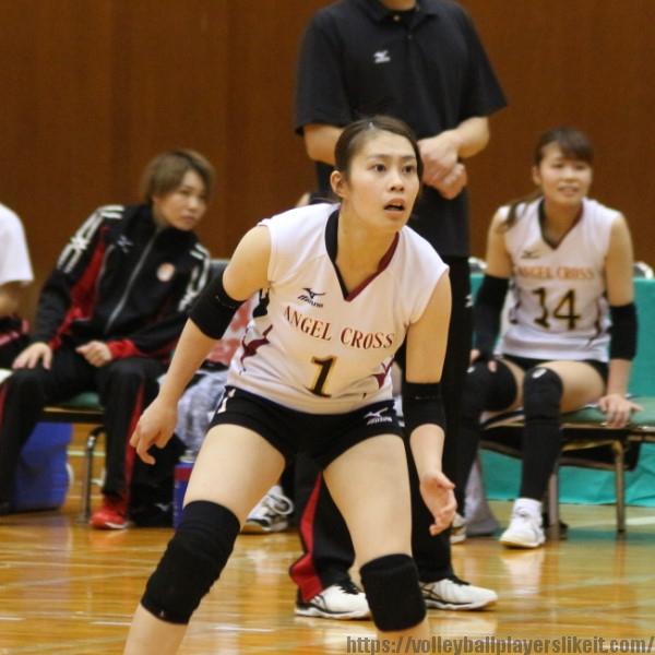 鈴木遥選手        Haruka Suzuki