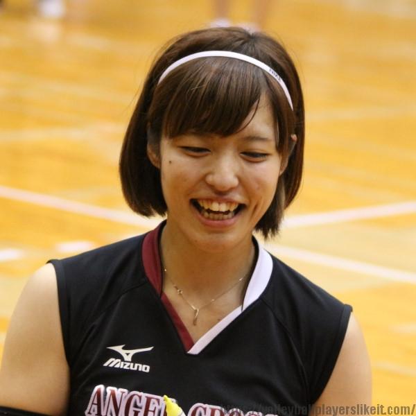小清水茉弥選手     Maya Koshimizu