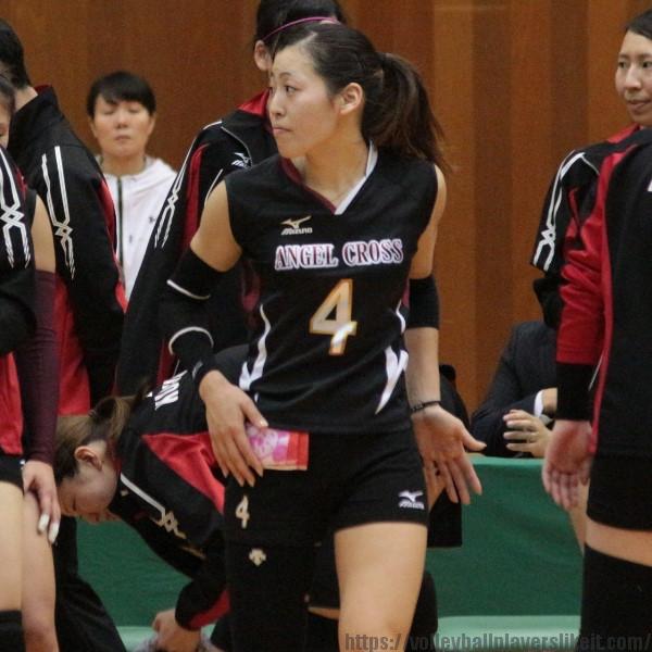 石川綾菜選手    Ayana Ishikawa