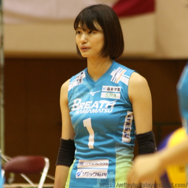 熊本比奈選手   Hina Kumamoto
