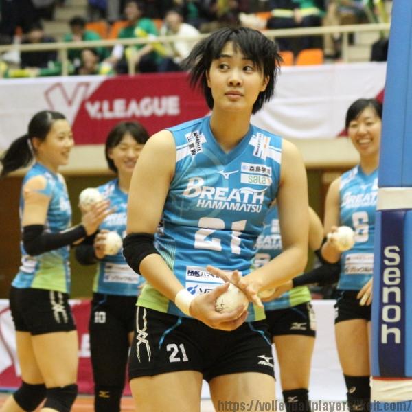 水上真悠子選手 新人Mayuko Mizukami