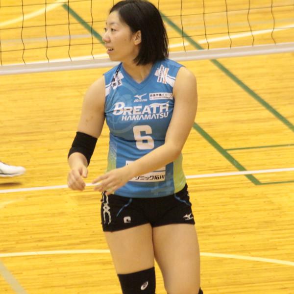 柴小屋志織 選手 Shiori Shibakoya