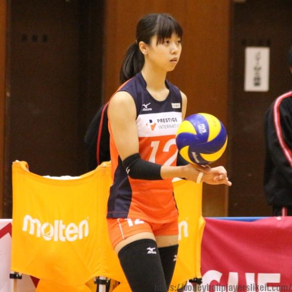 佐藤梨夏 選手 Rika Sato