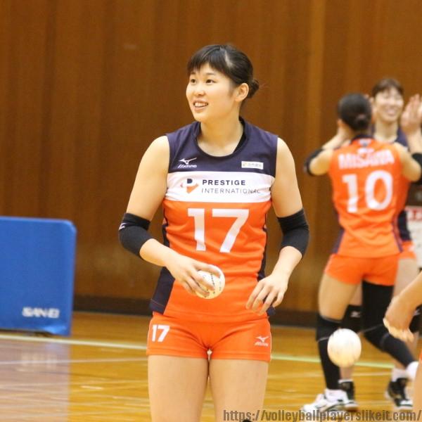 柳沢紫子選手   Siiko Yanagisawa