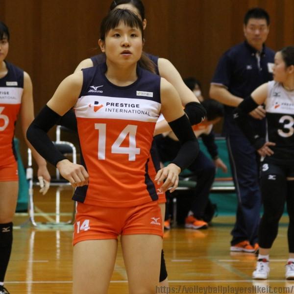 丹野瑞希選手   Mizuki Tanno
