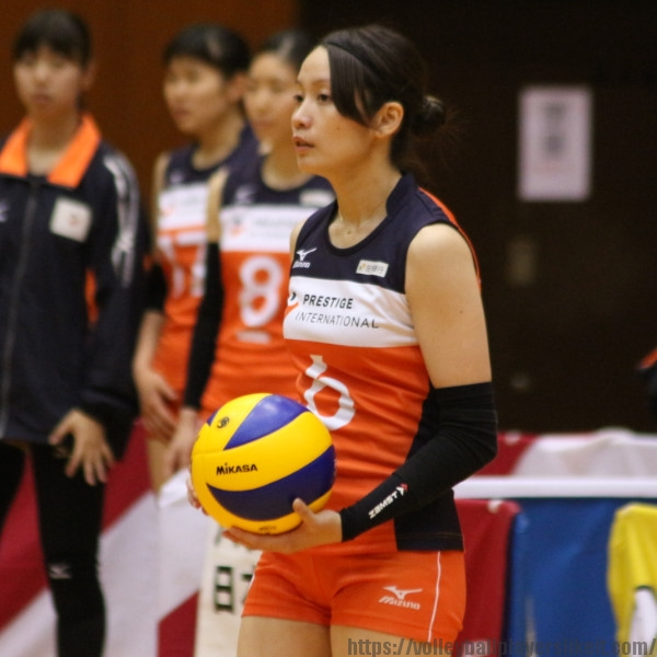 松尾由紀子選手  Yukiko Matsuo