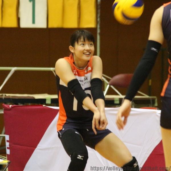三澤未憂 選手 Miyu Misawa