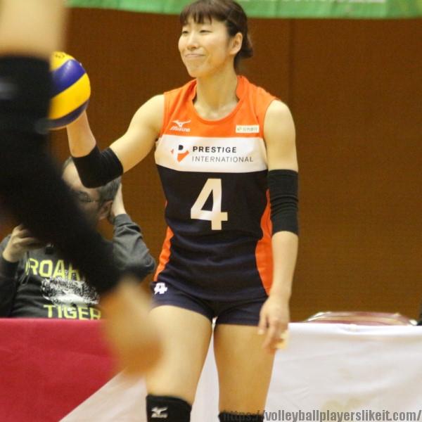 櫻井樹里選手     Jyuri Sakurai