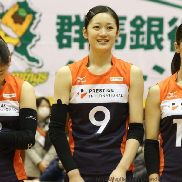 戸田さやか選手  Sayaka Toda