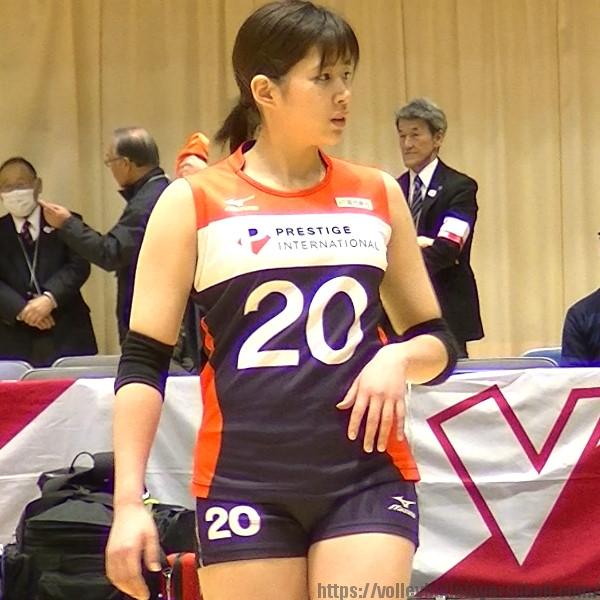 木村友里選手   Yuri Kimura
