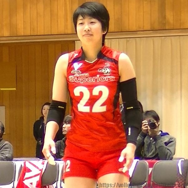 入江彩水選手    Ayami Irie