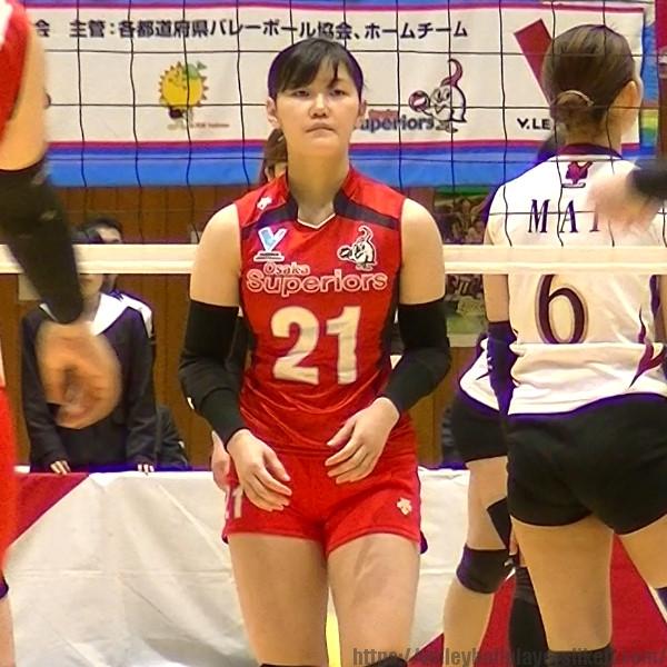 田中綾香 選手