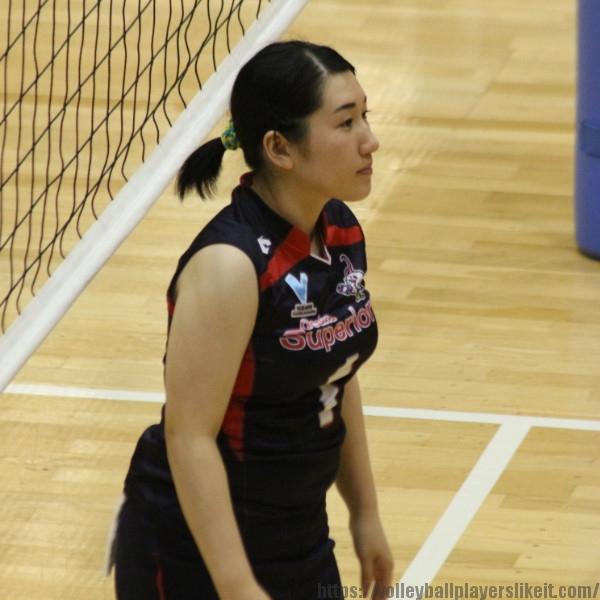 原まなみ 選手 Manami Hara