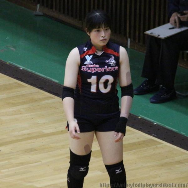 林仁美 選手 Hitomi Hayashi