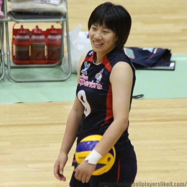 張歓歓選手       CHO HUAN HUAN