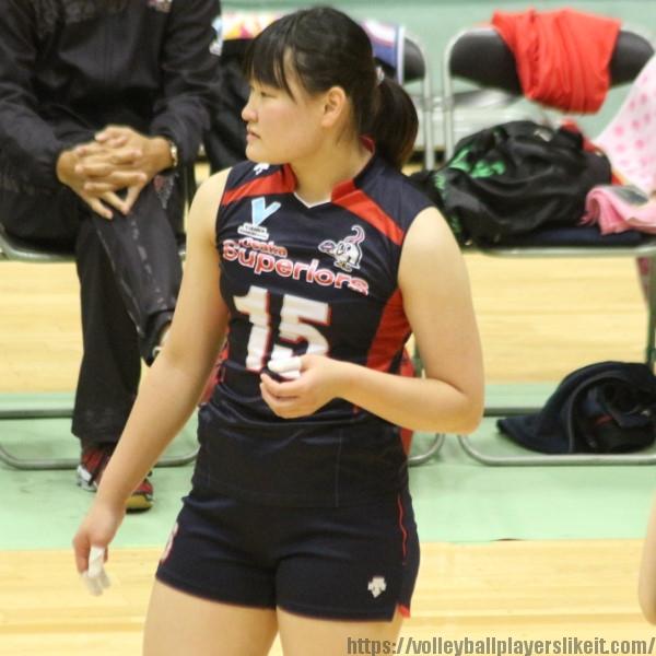 不破沙耶佳選手   Sayaka Fuwa