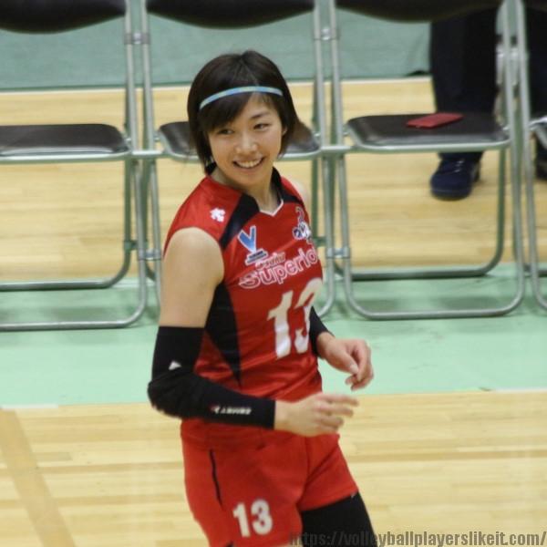 原田茉由選手     Mayu Harada