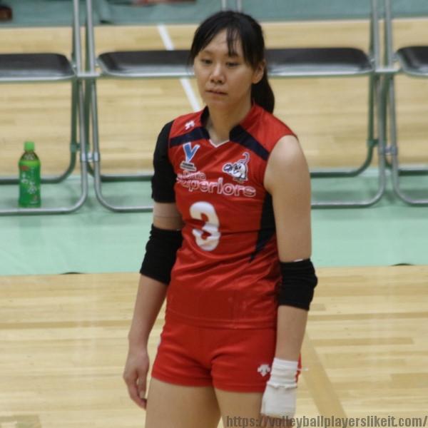 矢口紗友美選手 Sayumi Yaguchi