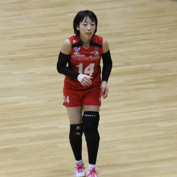 須田美南選手   Mimami Suda