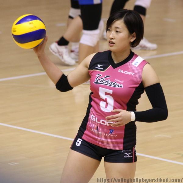 大田知香 選手     Ohta Chika