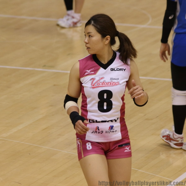 片下恭子選手    Kyoko Katashita