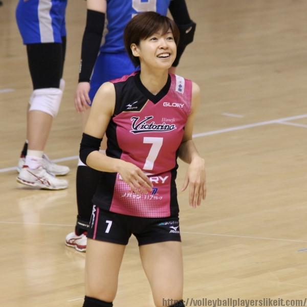 河合由貴選手    Yuki Kawai