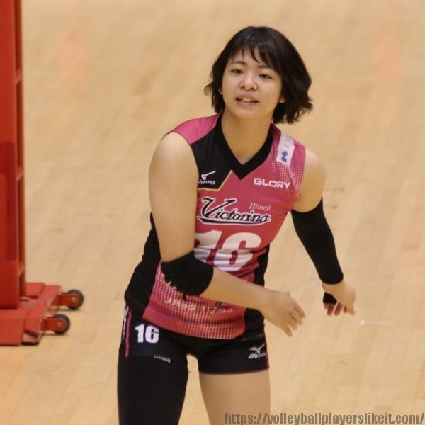 菅原未来選手    Miku Sugawara