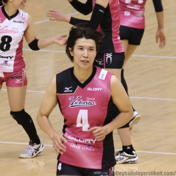 浅津ゆうこ選手   Yuko Asazu
