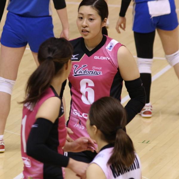 瀧本りな選手     Rina Takimoto