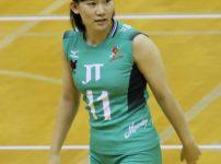 目黒優佳選手(Yuka Meguro)