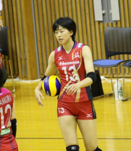 帯川きよら選手(Kiyora Obikawa)