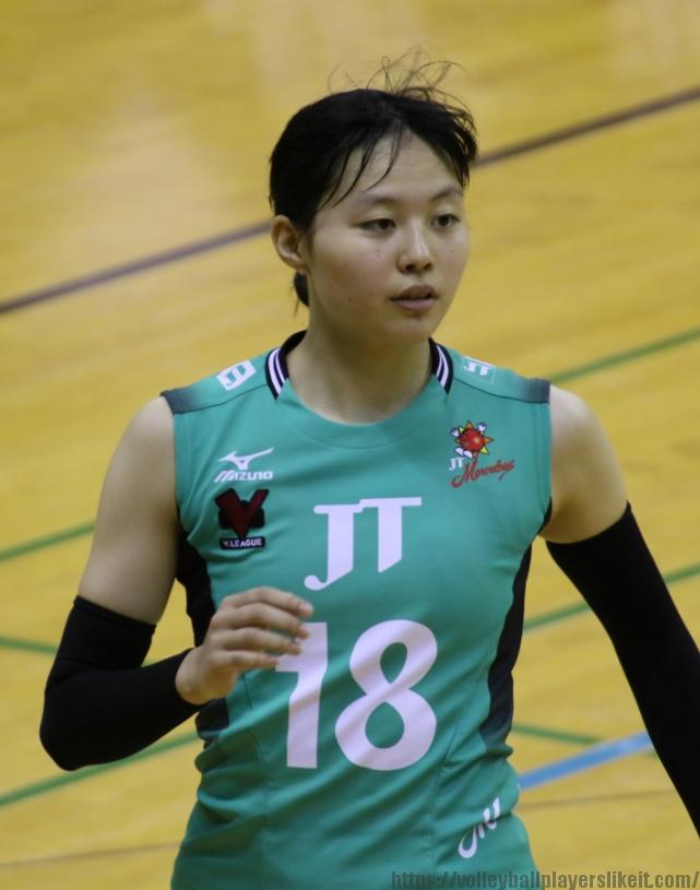 橋本梨紗選手(Risa Hashimoto)